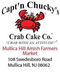 Mullica hill farmers market captn chuckys