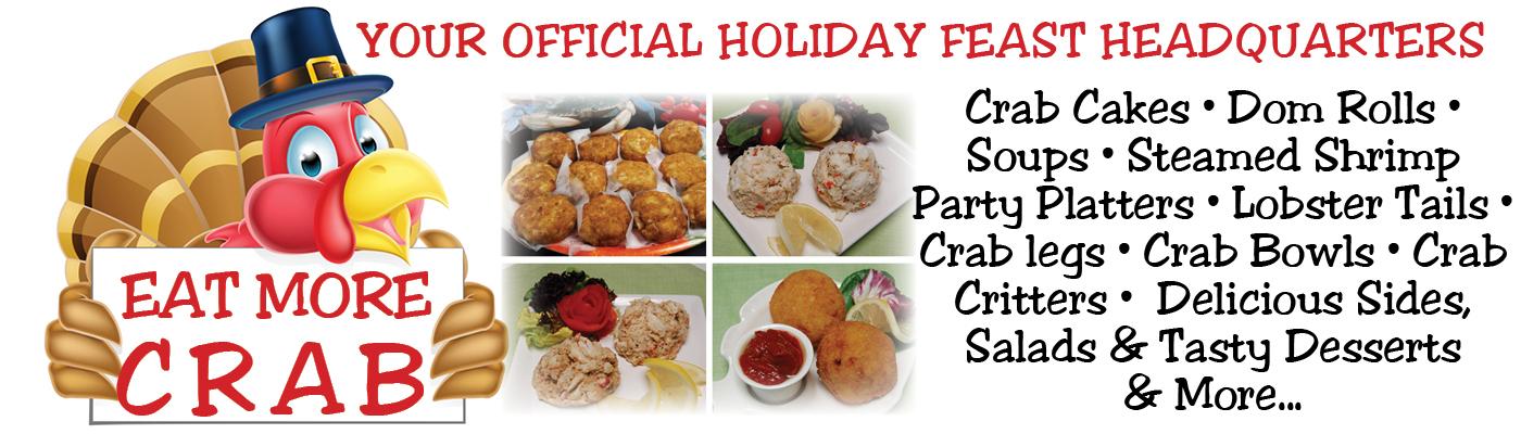 captn chuckys holiday feast