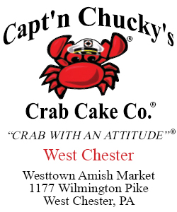 Captn Chuckys Crab Cake Co West Chester